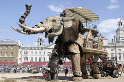 the sultans elephant