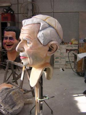 Viareggio Portrait bigheads