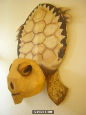 Tortoise totem