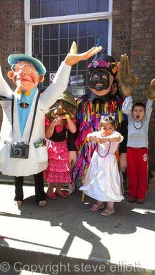 Vamos Tyne carnival