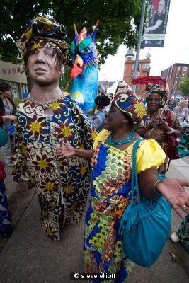 Congo Lady