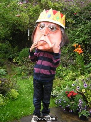 Tinpot Tyrant bighead