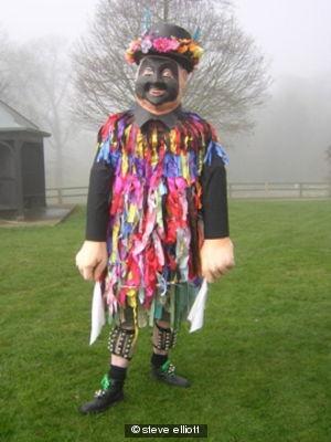 Jolly Morris Man