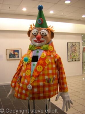 Ludi Kruss clown