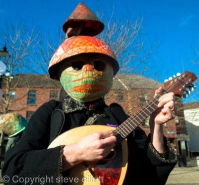 Paul Klee mask