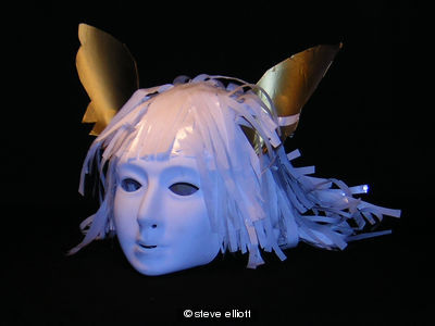 angel workshop mask
