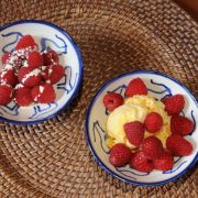 Pudding dishes