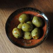Olives Relish Dish