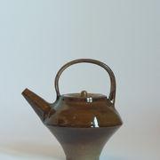 Hare Fur Teapot