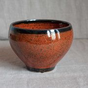 Tall Round Serving Bowl 13-6-17
