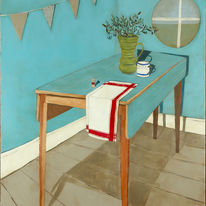 'Blue Table'