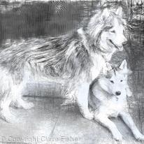Sila and Skye
