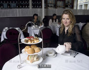 Tara Calcroft, proprietor of The Tea Palace, Times Travel, published April 08