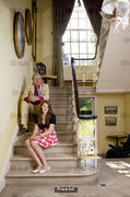 Christopher Gilmour and daughter Gabriella, Times Bricks and Mortar