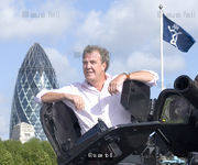 Jeremy Clarkson, journalist and presenter