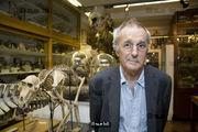 Professor Steve Jones photographed for The Sunday Times