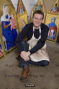 Peter Murphy, icon painter