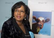 Sandra Fontaine from vaccine company Sanofi Pasteur. Photographed for Haymarket publications