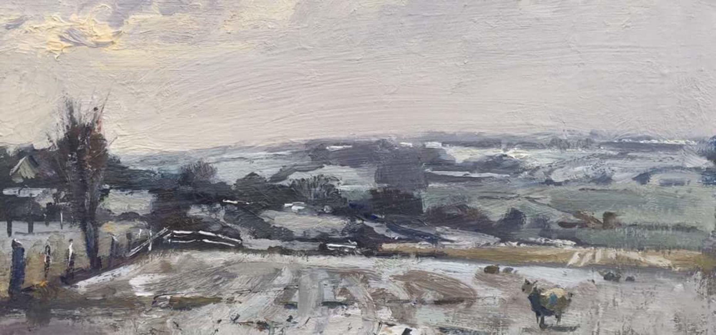 First snow Wittersham