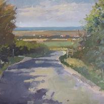 Lane to Brancaster