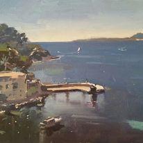 At Anchor Cap Ferrat