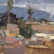 roof tops of Marrakech