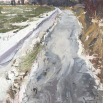 Frozen Ditch