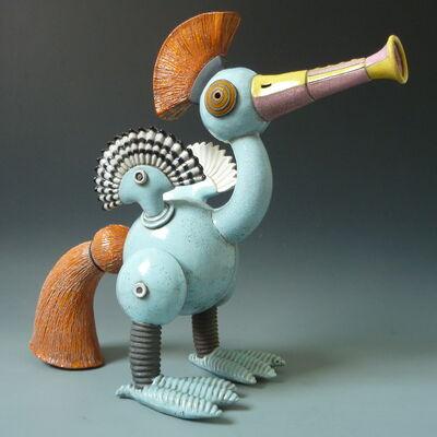 trumpet bird