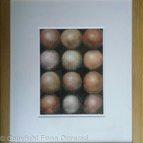 'Eggs' Limited Edition 'Giclee' Print