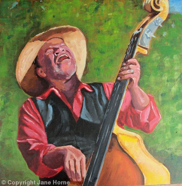 Paris musician