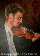 Paris violinist