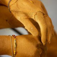 Detail - Mercy's hands.