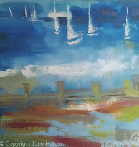 Sailing High Tide