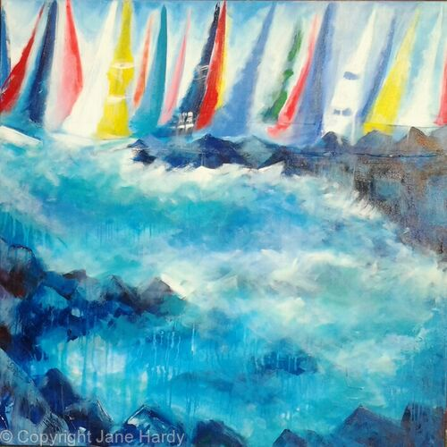 Sailing High
