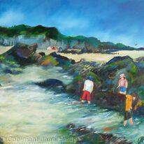 Fun On The Rocks- Gwithian Cornwall