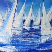 Gliding Sails