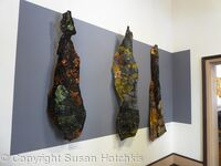 Solo Show Timeless 'Fragments' Textiles Gallery Newcastle NSW