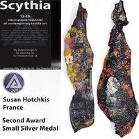 Silver Medal Award Scythia