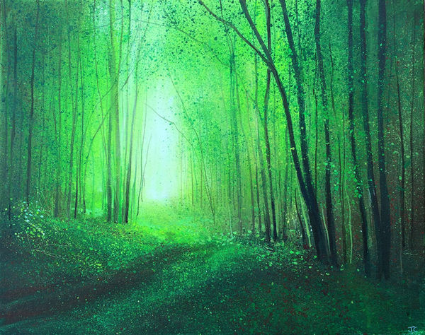Walk to the Light (Auction) SOLD