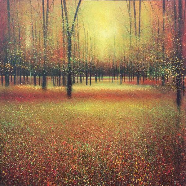 Autumn Fairy Light SOLD