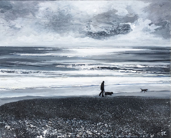 WALKING THE DOG SOLD