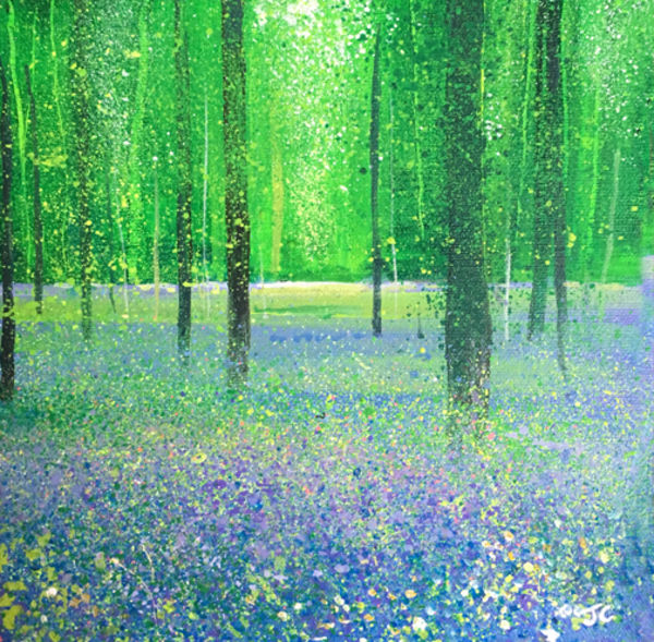 Bluebells Day 6 SOLD