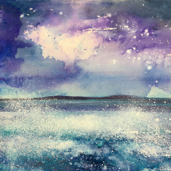 Scilly Wave Day 12 SOLD