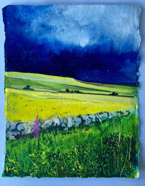 Storm Approaches Day 59 SOLD