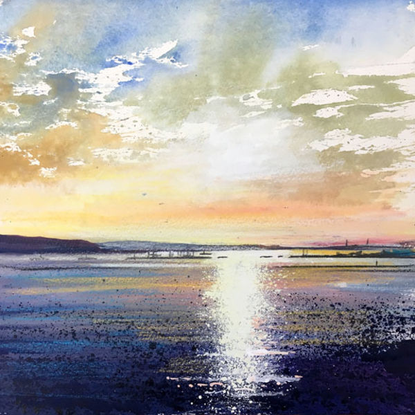 Poole Harbour Day 62 SOLD