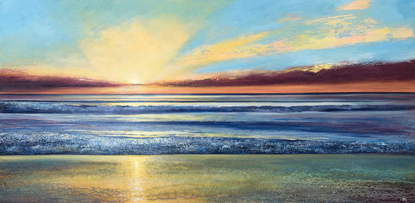 Sandbanks Sunrise SOLD