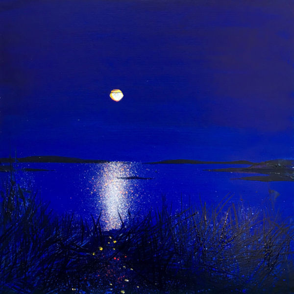 Scilly Moon. Day 172 SOLD