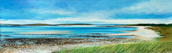 Scilly Blue Sea SOLD
