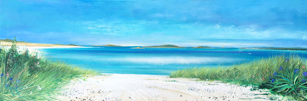 Looking Out From Tresco SOLD