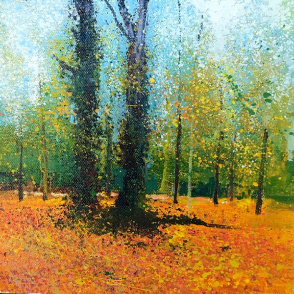Autumn colour Day 260 SOLD